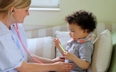 Kinderärztliche Versorgung